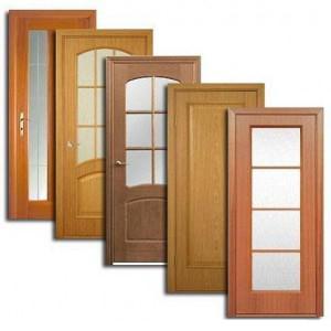 Двери, дверные блоки Белого