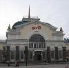 Железнодорожные вокзалы в Белом