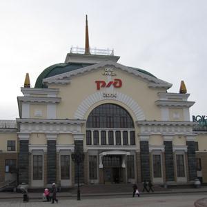 Железнодорожные вокзалы Белого