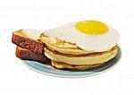 Планета счастья - иконка «завтрак» в Белом